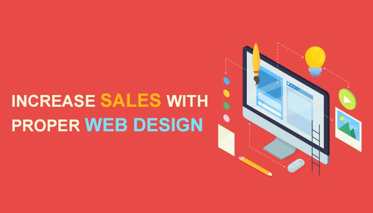 10 Tips For Increase Sales With Proper Web Design