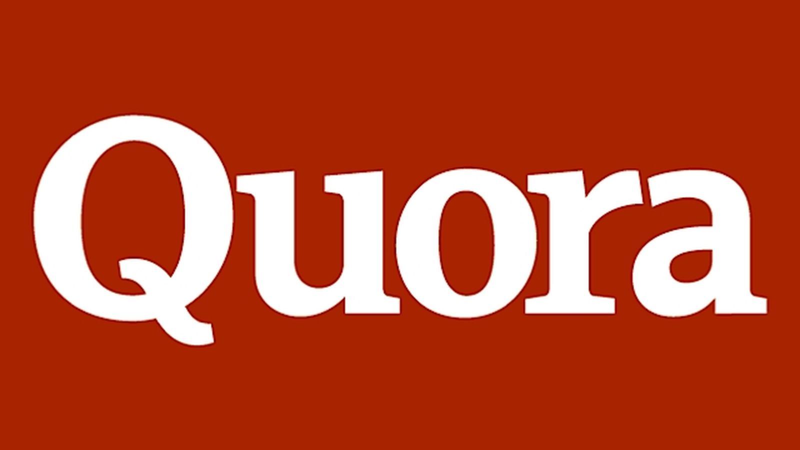 The Best Guide To Using Quora For Marketing