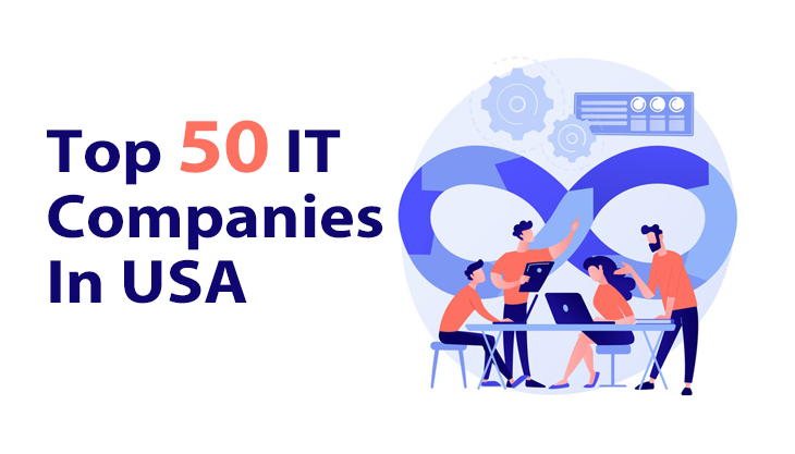 Top 50 IT Companies In USA